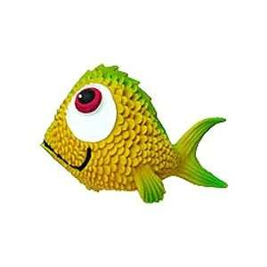 Fishy Fish Natural Rubber Bath Toy Baby