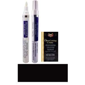 1/2 Oz. Obsidian Black Pearl Metallic Paint Pen Kit for