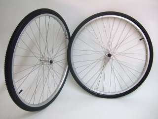 NEW 700C 29ER BICYCLE BIKE WHEELS WITH TIRES