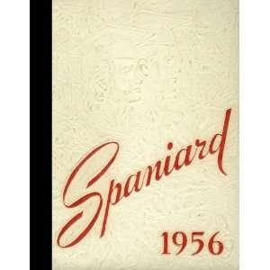 (Reprint) 1956 Yearbook Spanish Fork High School, Spanish Fork