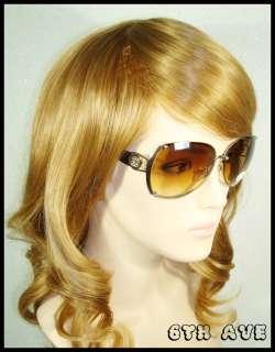 Women Lady Elegant Fashion Eyewear Sunglasses (SG0070)