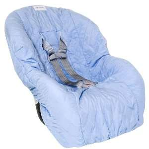 Nomie Baby Toddler Car Seat Cover   Blue Baby