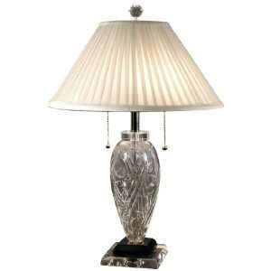 Dale Tiffany GT70684 Odonnel Table Lamp, Black Nickel and