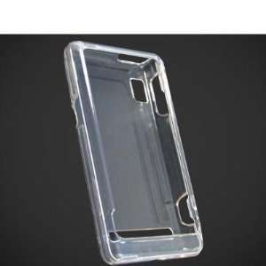 Clear Crystal Transparent Snap On Hard Skin Case Cover for