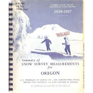 Measurements for Oregon, 1928 1967 W.T. Frost, Tom George Books