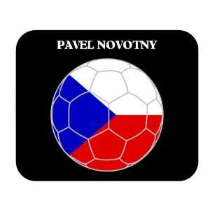 Pavel Novotny (Czech Republic) Soccer Mousepad: Everything