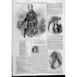 Hrh Prince Albert 1844 By Baugniet Antique Print: Home