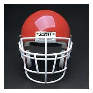 Schutt NJOP DW Super Pro Carbon Steel Football Face Mask