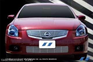 2007 2008 Nissan Maxima SES Billet Grille   Bottom