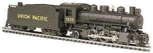 Bachmann Trains HO 51501 Union Pacific Prairie 2 6 2 Steam Locomotive