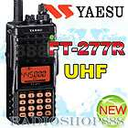 NEW BAOFENG UV 5R UHF/VHF TWO WAY Radio + Dual band Telescope Antenna