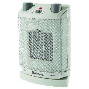 Holmes HCH4077 UM Ceramic Portable Adjustable Small Space Heater