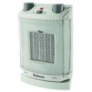 Holmes HCH4077 UM Ceramic Portable Adjustable Small Space Heater