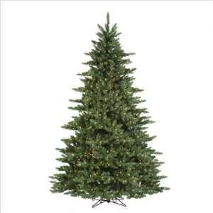 7.5 or 9 Prelit Harford Pine Artificial Christmas Tree