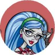 Monster High   Edible Photo Cup Cake Toppers   12 per set   $3.00
