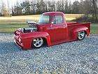 Ford  F 100 f 100 1954 ford f 100 hot rod street rod muscle car