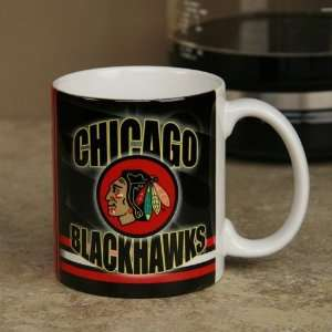 Chicago Blackhawks 11oz. Slapshot Coffee Mug Sports