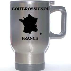France   GOUT ROSSIGNOL Stainless Steel Mug: Everything
