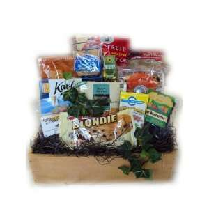 Heart Healthy Fathers Day Gift Basket