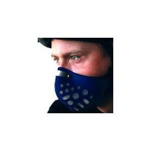 MU2 Contour Face Mask, Royal Blue