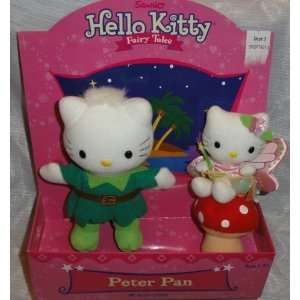 Hello Kitty Fairy Tales Peter Pan Toys & Games