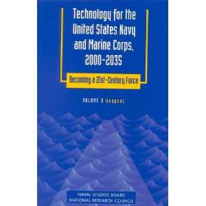 Technology for the United States Navy and Marine Corps, 2000