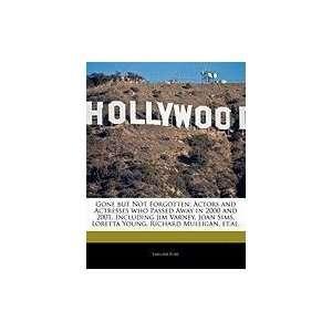 Varney, Joan Sims, Loretta Young, Richard Mulligan, et.al
