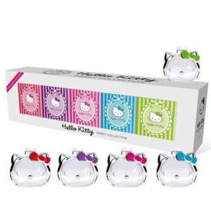 NEW Sanrio Hello Kitty Mini Perfume Set limited edition