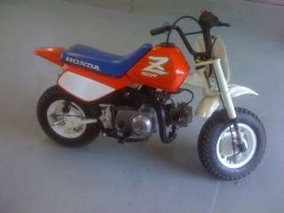 1988 Honda Z50r Z50 r Gas Tank Decals decal L&R Sides