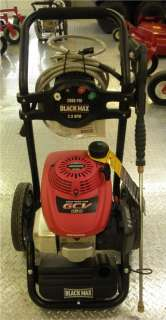 NEW PRESSURE WASHER BLACK MAX 2600 PSI 161CC HONDA