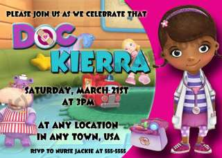 Doc McStuffins, Super Why, Dr Suess, Lorax, Cat in Hat Birthday Party