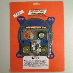 Quick Fuel 3 205 Holley Proform HP 850 950 Rebuild Kit