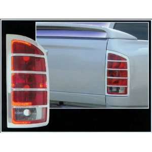 Quality Auto TL42935 Dodge Ram Chrome Tail Light Bezels   Tail Light