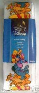 Disney Satin Blanket Binding Winnie Pooh Friends