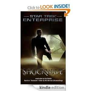 Star Trek Enterprise Shockwave (Star Trek  Enterprise) [Kindle
