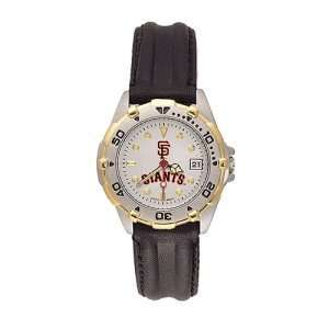 San Francisco Giants Ladies MLB All Star Watch (Leather