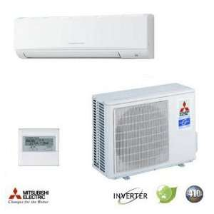 Wall Mounted Ductless Mini Split Heat Pump  18,00