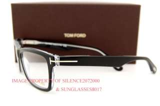 New Tom Ford Eyeglasses Frames 5146 003 BLACK for Men