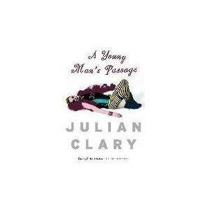 A Young Mans Passage [Hardcover] Julian Clary Books