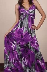 Ladies HIPPIE Gypsy Boho SEXY Long Maxi Dress S/M/L NEW