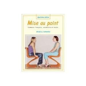 Mise au point (9780176224899): Books