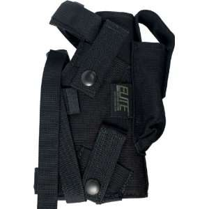 Elite Survival Systems Modular Holster, Left Hand, Black
