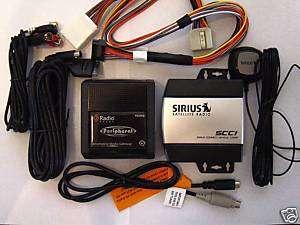 Acura MDX/TSX/RDX/TL Sirius Radio/iPod/iPhone Adapter