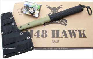 United Cutlery Knives M48 RANGER HAWK Tactical Tomahawk/Hatchet/Axe