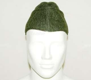 WWII GERMAN M38 WOOL GARRISON CAP XL 3721