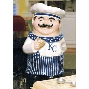 Kansas City Royals Ceramic Cookie Jar