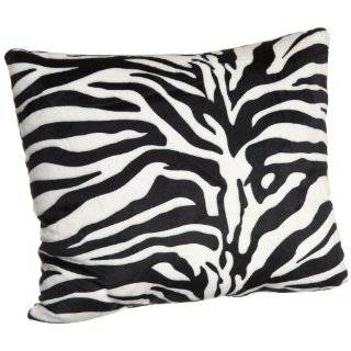 The Queens Crown Black and White Decorative Throw Pillow