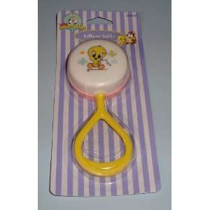 Looney Tunes Tweety Lollipop Rattle