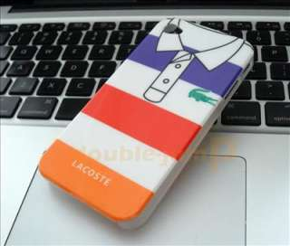 Shirt Hard Cover Case for iPhone 4 4G LC 4