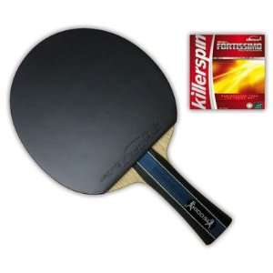 com Killerspin 100 28 RTG Kido 5A Premium Flared Table Tennis Paddle